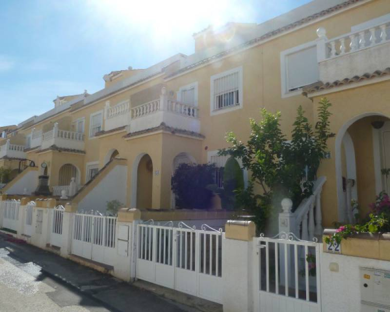 Town house - Sale - Gran Alacant - Monte y Mar